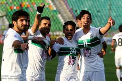 دیدار تیمهای ذوب آهن ایران و لوکوموتیو ازبکستان