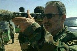 شهید عباسیفرد افتخار جبهه مقاومت است