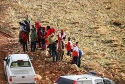 اولین گروه از امدادگران به محل سقوط هواپیما رسیدند