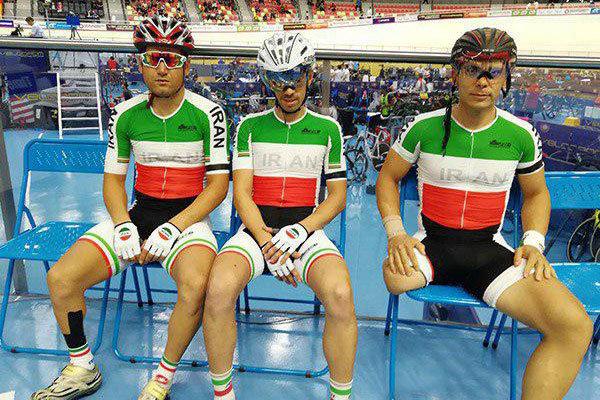 İran Paralimpik BisikletMilliTakımı Asya ikincisi oldu