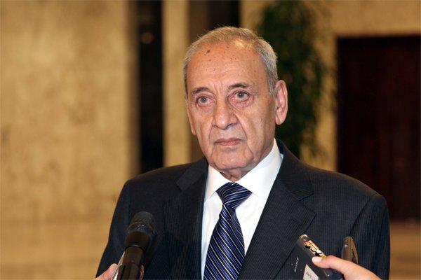 Nebih Berri, yeniden Lübnan meclis başkanı olarak seçildi
