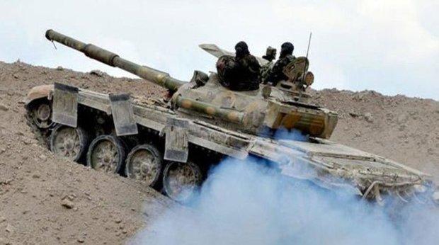 Syrian Army destroys Nusra terrorists' dens, equipment in Hama