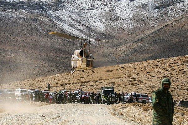 مسیرهای منتهی به محل سقوط هواپیما مسدود شد/ مردم هجوم نیاورند