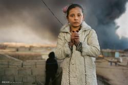 آلام الموصل بعد طعنات داعش / صور