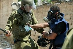 فلسطین خبرنگار