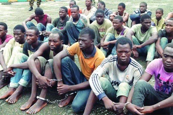بازداشت ۲۰ عضو بوکو حرام از سوی پلیس نیجریه