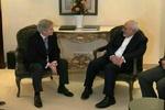 Spanish, Dutch FMs arrive in Tehran for bilateral talks