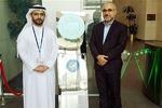 توسعه همکاری دانشگاه آزاد امارات و دانشگاه دبی