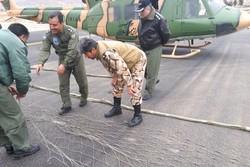 بالگرد ارتش موفق به فرود در دنا نشد/ ادامه تلاش بی وقفه هوانیروز