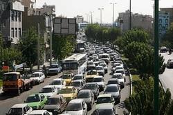 ترافیک همدان