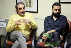 پژمان حدادی و مسعود شعاری