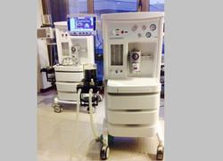 شركة معرفية ايرانية تشغل وحدة الإنتاج المكثف لآلة التخدير بهدف الإستغناء عن إستيرادها
