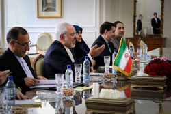 Iranian FM meets with Spanish counterpart in Tehran