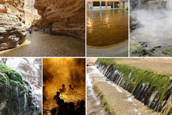 چشمههای آب گرم ظرفیت پنهان کویر/ ناشناختههای لوت منتظر گردشگران است