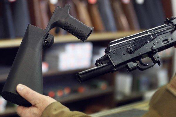 ترامپ خواستار ممنوعیتِ تجهیزات برای تولید سلاح تمام اتوماتیک شد!