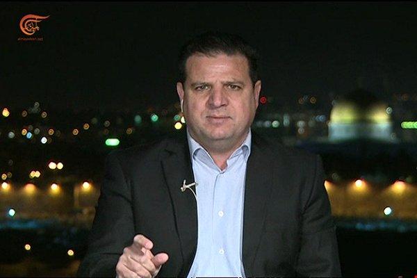 ائتلاف مستقیم بین عربستان واحزاب راست اسرائیلی شرم آور ومحکوم است