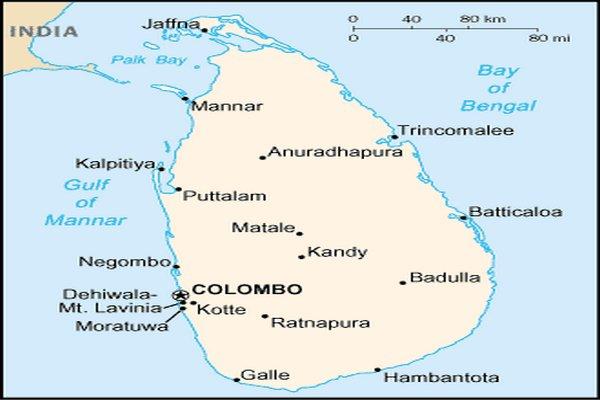 سری لنکا کے صدر نے پارلیمنٹ کو تحلیل کردیا