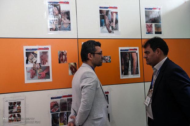 إفتتاح أول معرض دولي للطب التقليدي في طهران