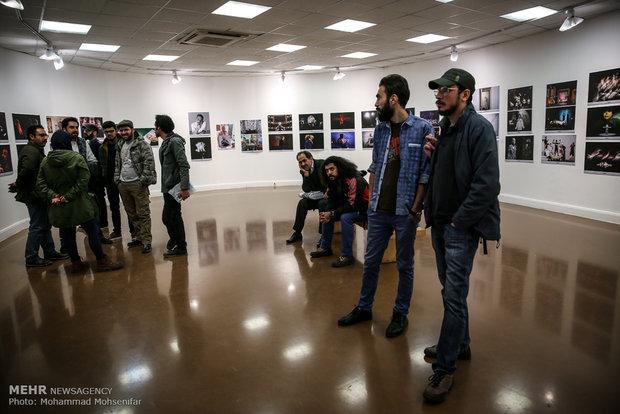 افتتاح نمایشگاه جشن تصویر سال