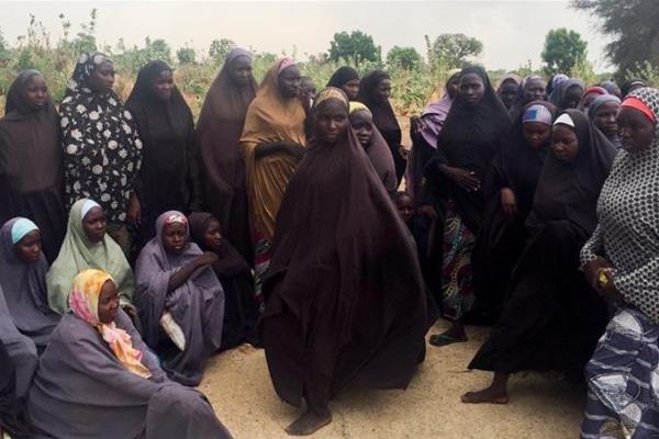 """مسلحو """"بوكو حرام"""" يختطفون أكثر من 110 فتاة في نيجيريا"""