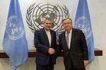 Hoşru ve Guterres Yemen krizini konuştu