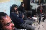 دمشق: بدء خروج مسلحين ومدنيين من حرستا في الغوطة الشرقية