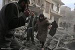 Şam'ın çevresinde bulunan bölgelerdeki çatışmalar devam ediyor