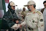 Sınır Koruma Birlikleri Komutanı'ndan sürpriz ziyaret