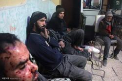 درگیری ها در غوطه شرقی سوریه