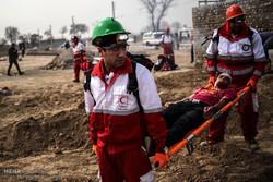 هلالاحمر زنجان آماده امدادرسانی در حوادث نوروزی