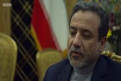 Iran's presence in Syria to combat terrorism
