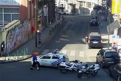 پلیس بروکسل ساختمان حاوی افردا مسلح را به محاصره درآورد