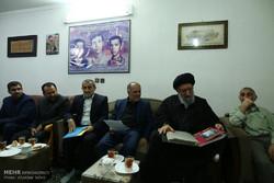 لقاء خطيب الجمعة في كركان مع عوائل الشهداء وجرحى الحرب