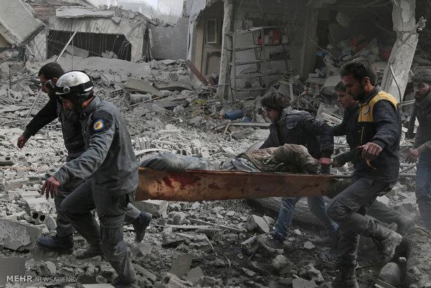Şam'daki çatışmalar