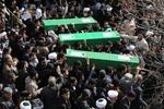 تشییع شهدای بحرینی در قم