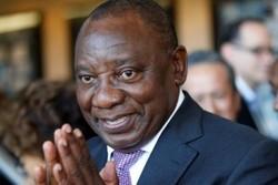 رئيس جنوب افريقيا يهنّئ رئيسي بفوزه في الانتخابات