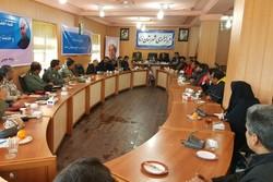 جلسه ستاد بحران کهگیلویه و بویراحمد در حال برگزاری است