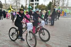 شاهرود پیشگام در شهر انسانمحور/ تردد ارزان و سریع با دوچرخه