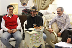 رضا عطاران آخرین سکانس «لازانیا» را کارگردانی کرد