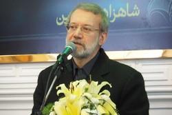 لاريجاني: أميركا لا ترضى بإنهاء الجماعات الإرهابية في المنطقة