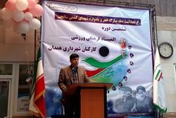استعدادیابی هدف اصلی ورزش محلات شهرداری همدان است