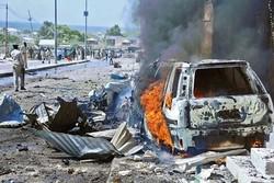 انفجار انتحاری سومالی