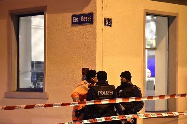 پلیس سوئیس