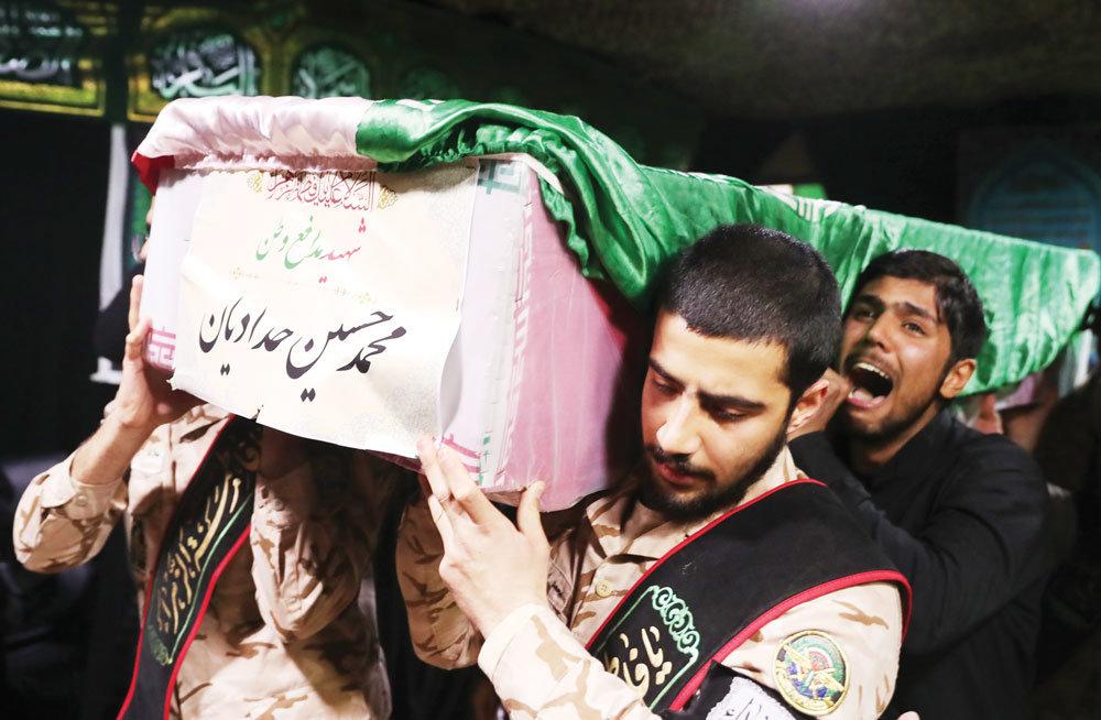 People bemoan friend who lost life in terror attack