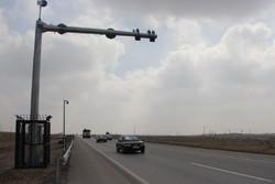 شناسایی هوشمند اضافهبار کامیونها در محور قم-گرمسار