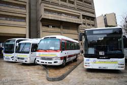 آغاز طرح نوسازی ناوگان حمل و نقل عمومی
