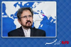 اینفومهر گفتگوی تفصیلی مهر با سخنگوی وزارت خارجه