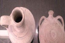 کشف ۵ ظرف سفالی متعلق به عصر آهن در طارم