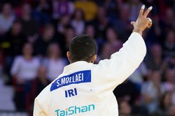 Iranian judoka wins gold in Düsseldorf Grand Slam
