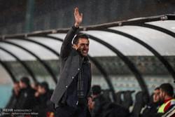 دیدارتیم های فوتبال پرسپولیس تهران و استقلال خوزستان